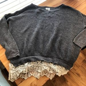 Urban Outfitter Pins and Needles Pullover Sweater